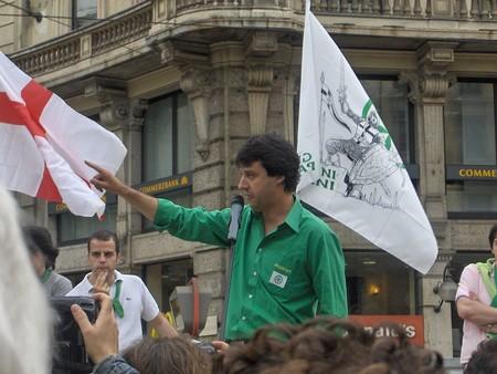 Matteo Salvini Anos Atras En 2006