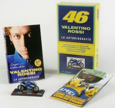 Especial 6ª edición de la autobiografía de Rossi