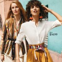 Devon, Mica y Rianne, apréndete sus nombres, ellas son los nuevos fichajes de H&M