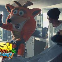 Crash se pone guapo para el lanzamiento de  Crash Bandicoot N. Sane Trilogy en dos nuevos tráilers