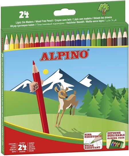 Alpino 24 Colores