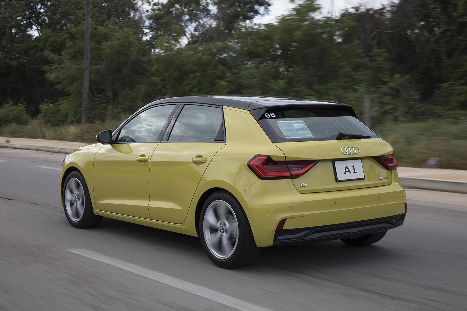 Foto de Audi A1 2020 (lanzamiento) (6/39)