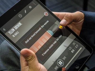 Musíglota, la app para aprender inglés cantando llega a Colombia