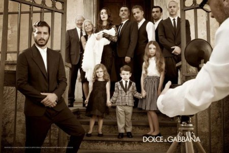 Dolce Gabbana 2012 hombre