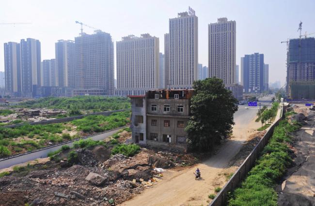 Nail Houses China 13