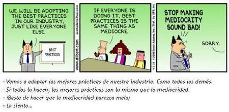 """La innovación abierta entre la mediocridad y """"best practice"""""""