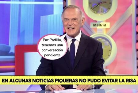 Pedro Piqueras confiesa el mal trago que suponen las transiciones de 'Sálvame' a 'Informativos Telecinco'