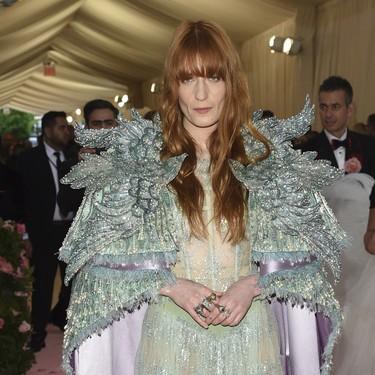 Gala MET 2019: Florence Welch o cómo captar la esencia del evento con gusto, clase y savoir faire