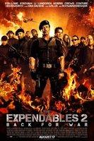 'Los mercenarios 2', cartel definitivo
