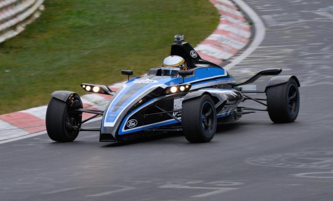 Fórmula Ford 1.0 Ecoboost