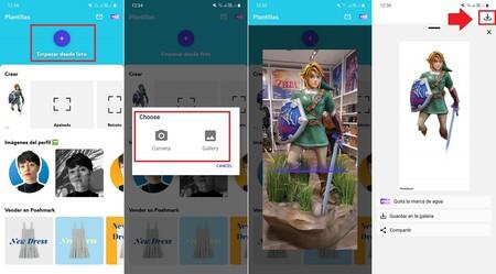 Como Eliminar Fondos Fotos Ios Android App
