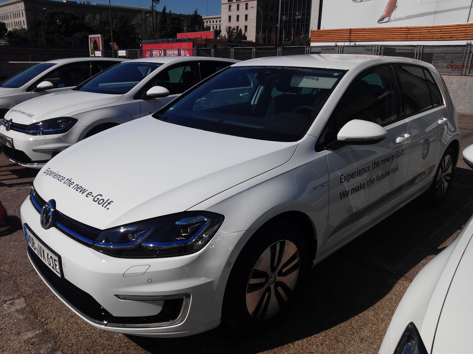 Foto de Volkswagen e-Golf (15/23)