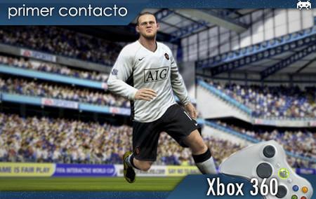 'FIFA 09': Primer Contacto. Vuelve el deporte rey