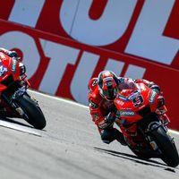 El bajón de Danilo Petrucci, los aspirantes a la Desmosedici GP21 y un 2020 que se presenta movidito en Ducati