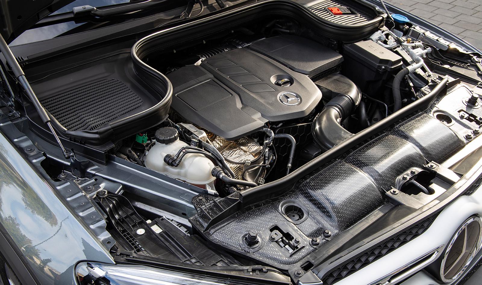 Foto de Los nuevos híbridos enchufables de Mercedes-Benz: Clase A, Clase B, GLC y GLE (8/29)