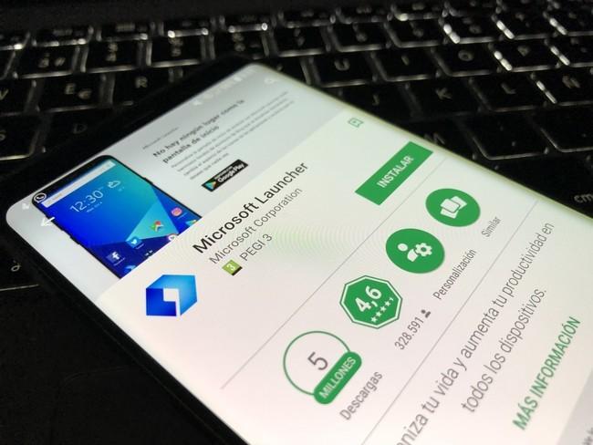 Las mejoras de Microsoft Launcher pasan de la beta a todos los usuarios: ya puedes descargarlo en Google Play
