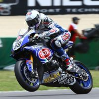 La lesión de Guintoli se complica, Niccolò Canepa llevará la Yamaha oficial en Laguna Seca