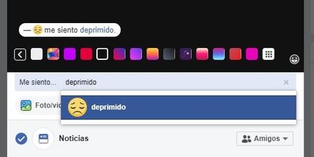Facebook Depresión