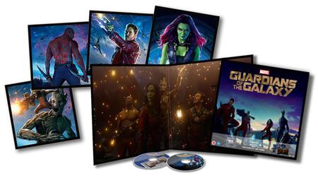 Cajas de gran formato al estilo discos de vinilo es la apuesta de Disney para vender más DVD y Blu-ray
