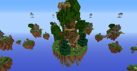 Sky Block Mejores Servidores Minecraft