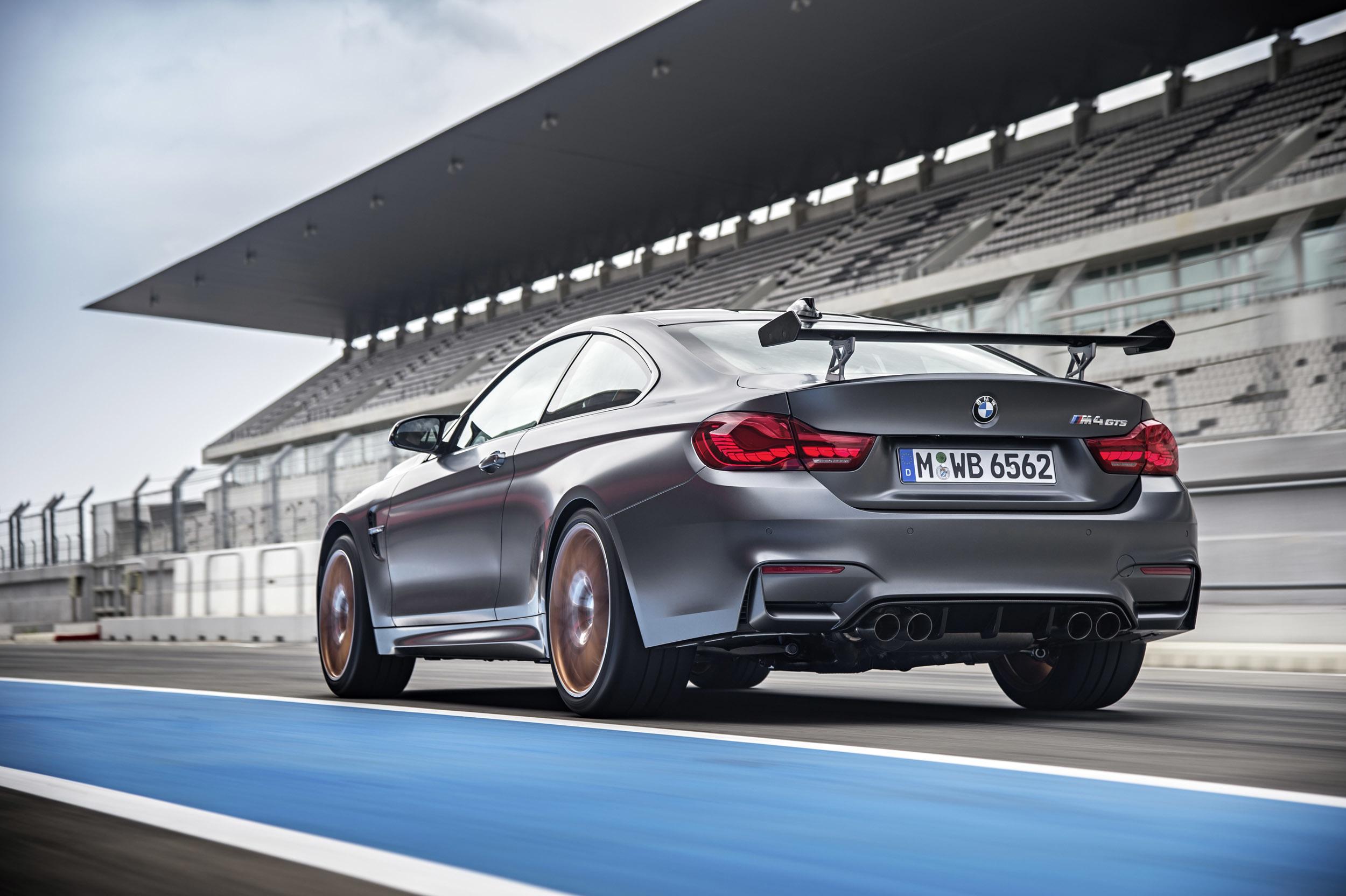 Foto de BMW M4 GTS (27/54)