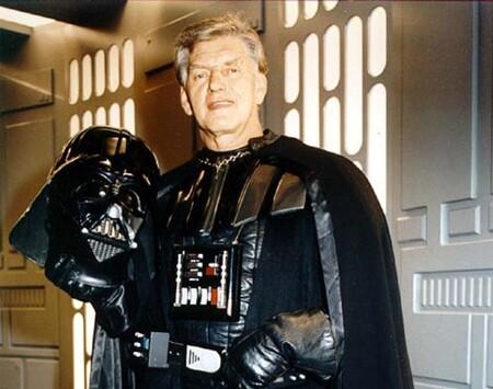 Muere David Prowse, el actor que interpretó a Darth Vader en la trilogía original de Star Wars