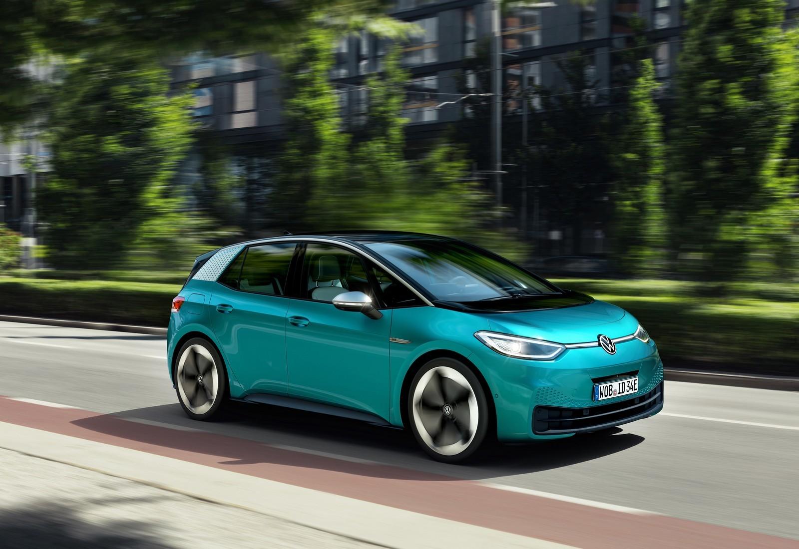 Foto de Volkswagen ID.3 (5/38)
