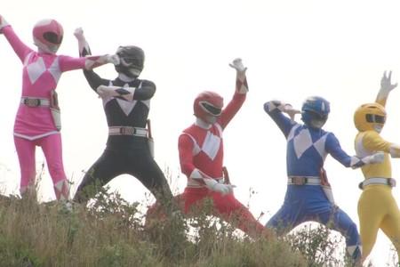 La gente se está volviendo loca con el streaming en Twitch de todas las temporadas de los Power Rangers