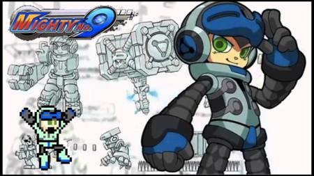 Mighty No.9 estrena tráiler; el juego soportará la compra cruzada entre PS3, PS Vita y PS4