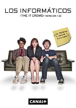 Canal+ estrena The IT Crowd el 24 de noviembre