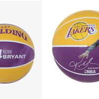 60% de descuento en el balón de baloncesto SPALDING