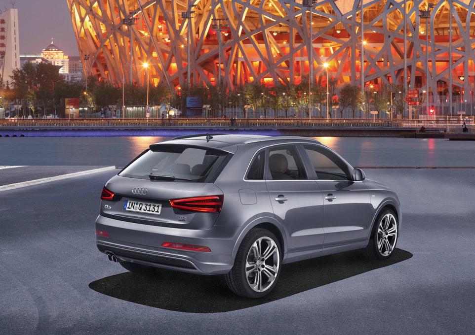 Foto de Audi Q3 oficial (14/31)