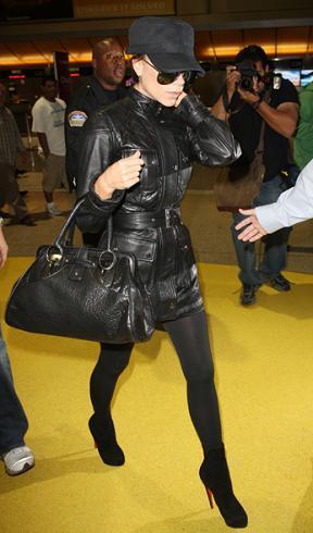 Victoria Beckham, o la nueva mujer de negro