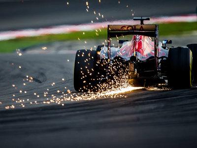 Toro Rosso se apunta a la moda de los motores patrocinados