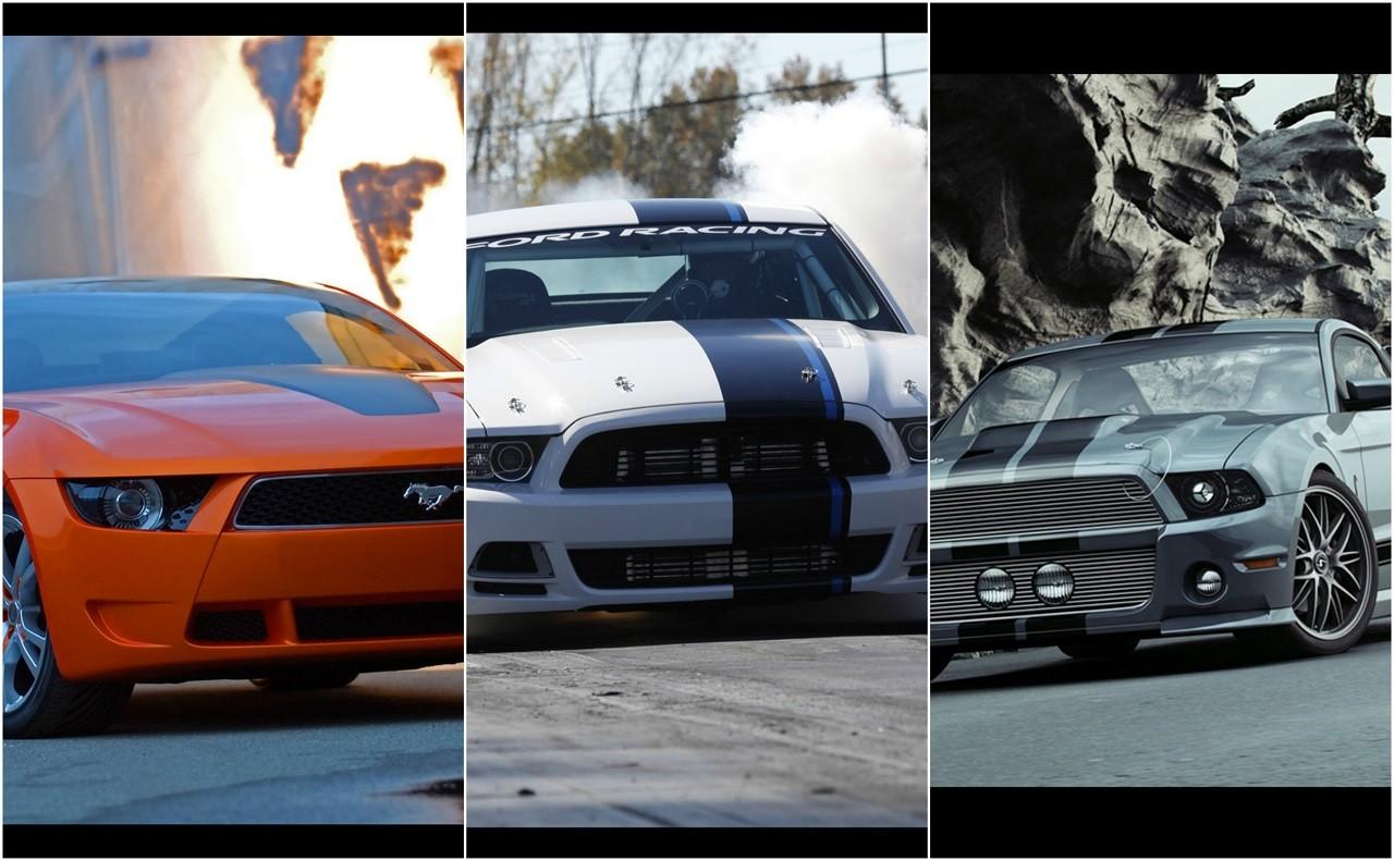 Los 10 ford mustang más equipados