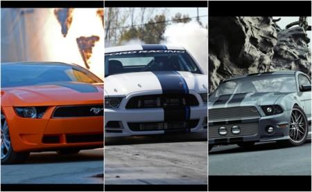 Estos son algunos de los Ford Mustang más impactantes que has conocido