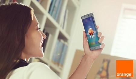 Precios Samsung Galaxy S6 edge+ con pago a plazos de Orange y hasta 150 euros de descuento