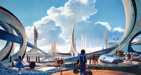 Syd Mead Tomorrowland