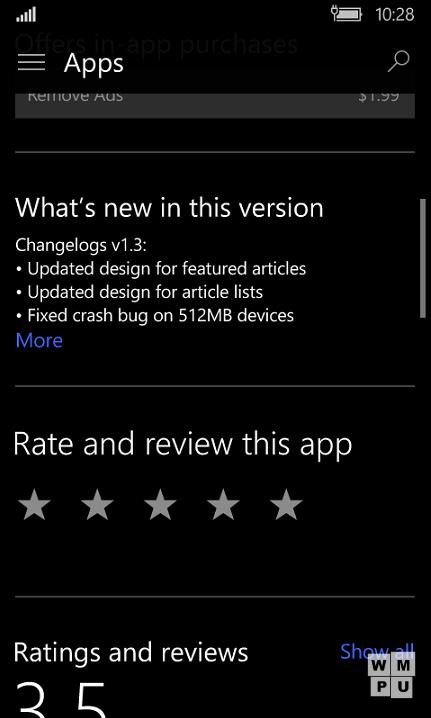 Foto de Windows 10 Mobile build 10240 (13/46)