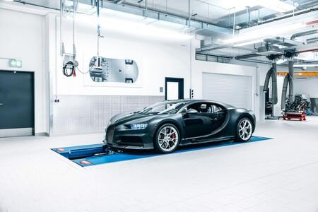 Bugatti Chiron 4 005 Pruebas