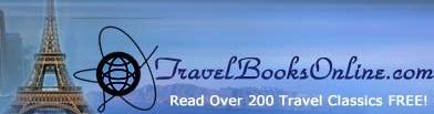 Travel Books Online, 200 libros de viajes para leer online