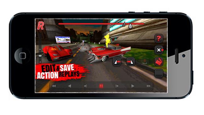 Carmageddon para iOS
