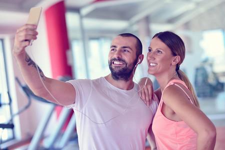 Selfies Gym Telcel A