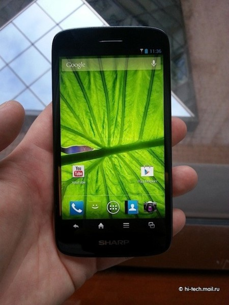 Sharp Aquos SH930
