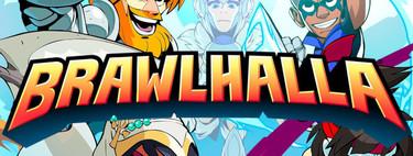 Probamos 'Brawlhalla', el juego de combate con cross-play de Ubisoft que ya está para iOS y Android