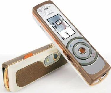 Nokia 7380, el nuevo móvil fashion