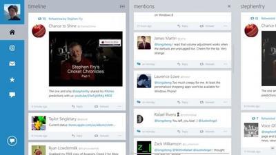 MetroTwit para Windows 8 recibe su mayor actualización y cambia por completo de interfaz