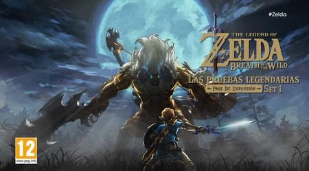 The Legend of Zelda: Breath of the Wild muestra el contenido de sus próximos DLC en un tráiler [E3 2017]
