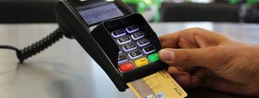 Los pequeños negocios y los pagos con tarjeta, se paga más pero cada vez cantidades menores