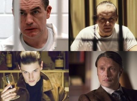 Brian Cox, Anthony Hopkins, Gaspard Ulliel y Mads Mikkelsen: lcuatro versiones de Hannibal Lecter